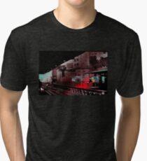 Nobody tells you where to go, baby Tri-blend T-Shirt