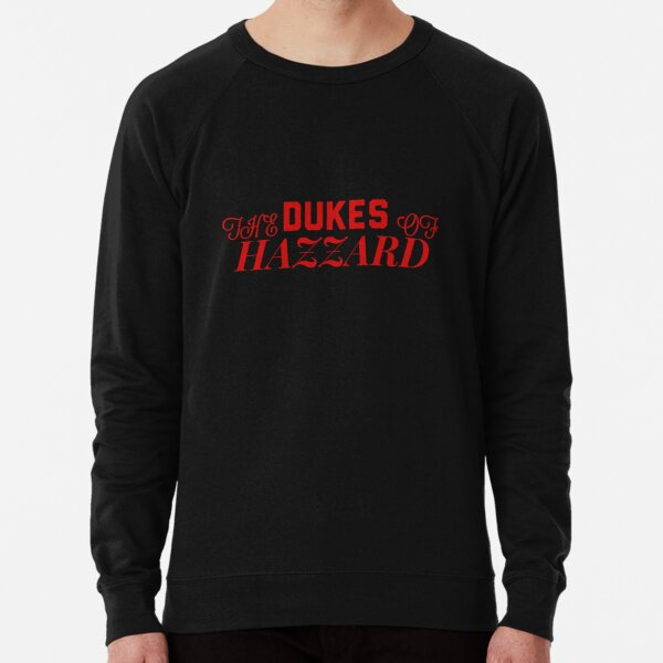 MUSH Sweat-shirt /à capuche imprim/é The Dukes of Hazzard