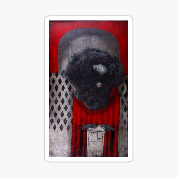 Saint of Porportion Sticker