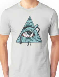 Illuminati Are Baked Unisex T-Shirt