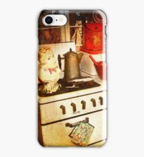 Once Upon a Time There Was a Kitchen....  iPhone Case/Skin