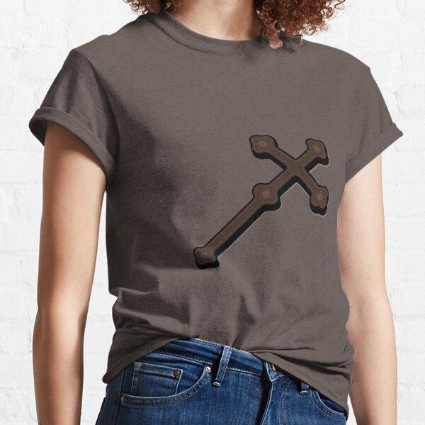 Phasmophobia Crucifix Classic T-Shirt