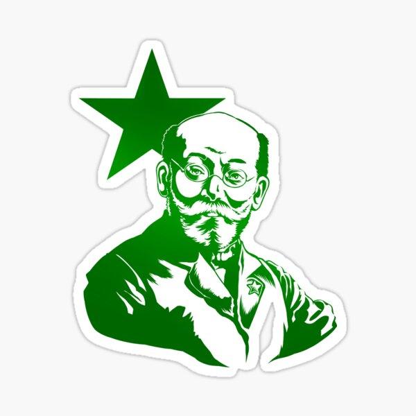 Doktoro Esperanto Sticker