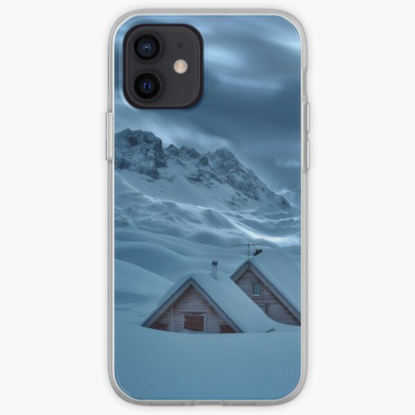 The shelter iPhone Soft Case