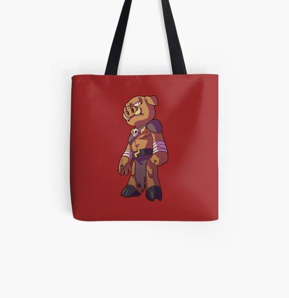 Piglin - PureClassics All Over Print Tote Bag