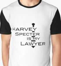 Harvey Specter is my Lawyer Graphic T-Shirt