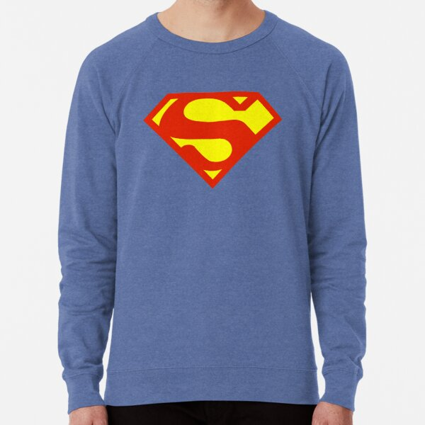 Christopher Reeve - color logo Lightweight Sweatshirt