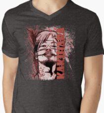 Kakihara T-Shirt Men's V-Neck T-Shirt