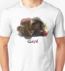 Clexa - The 100 - Brush Kiss T-Shirt