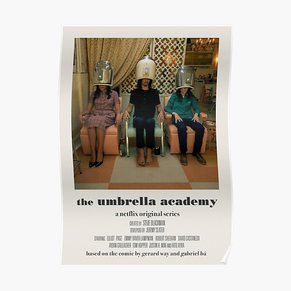 Umbrella Academy 2 Poster
