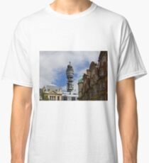 BT Tower in London Classic T-Shirt