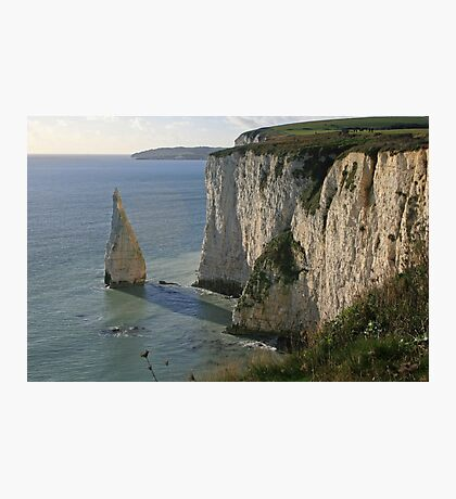 The Pinnacles and Peveril Point Photographic Print