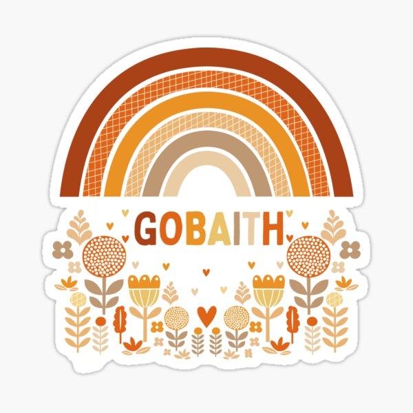 Gobaith Sticker