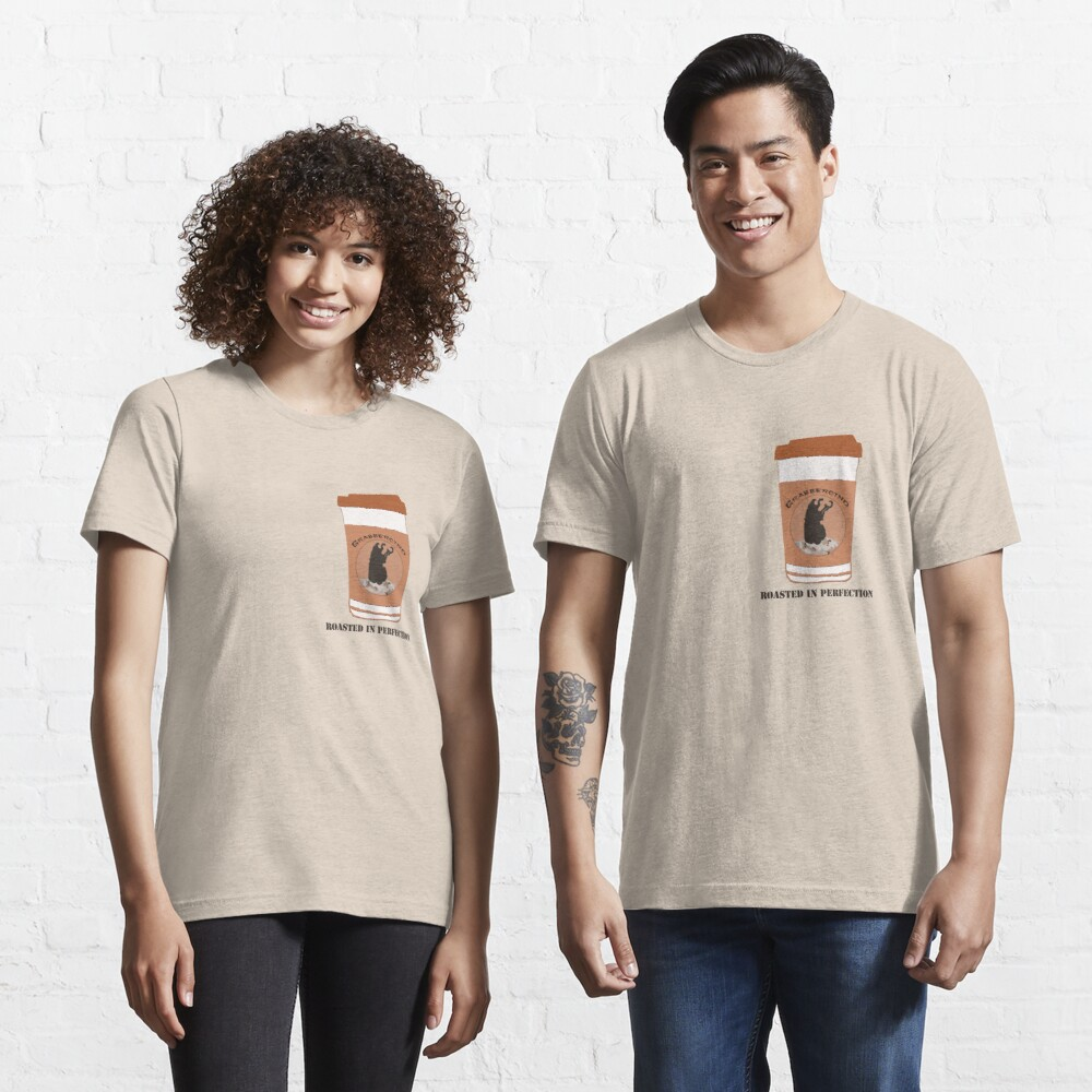 Grabbercino - Roasted in Perfection Essential T-Shirt