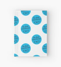The Geek Anthropologist Logo Repeat Hardcover Journal