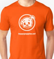 happypuppies.net Unisex T-Shirt