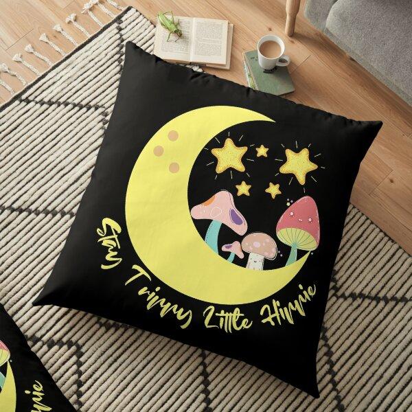 Stay Trippy little hippie  Floor Pillow
