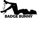 Badge Bunny 2 by BlueLine LEO