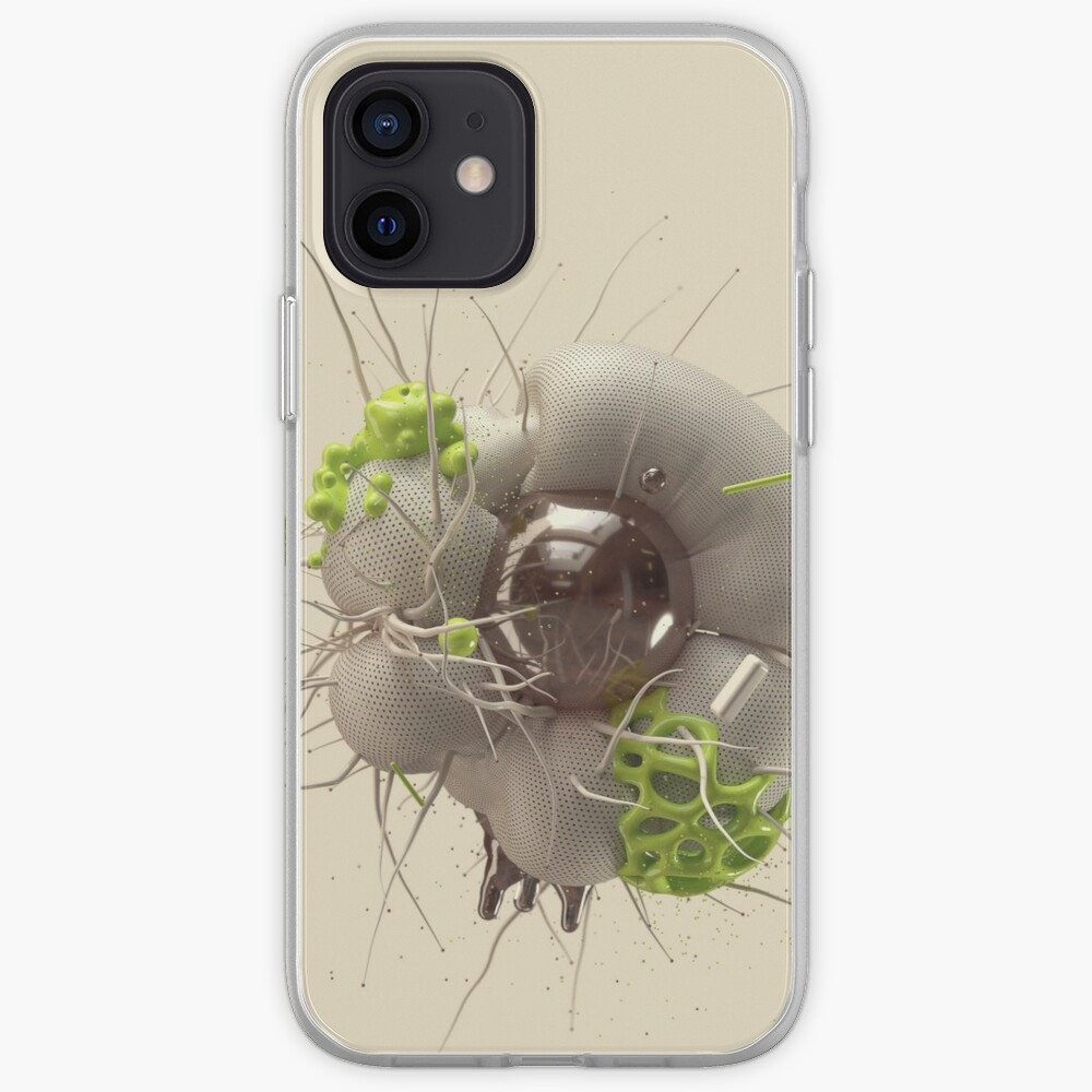 Neon Organic iPhone Case & Cover