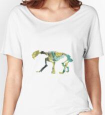 saber toothed tiger Women's Relaxed Fit T-Shirt