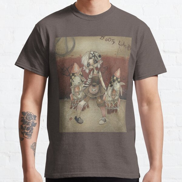Tina and the Damsels Classic T-Shirt