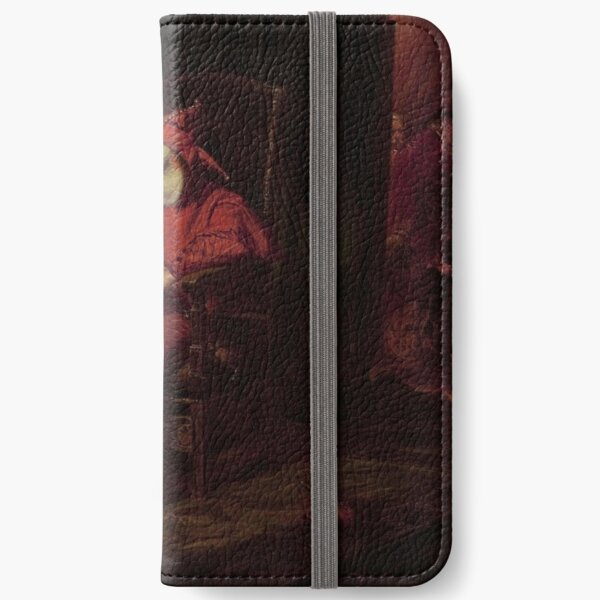 The Brooding Piklette iPhone Wallet