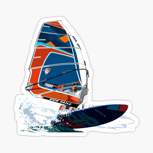 Surfant Sticker