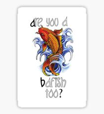 Badfish Sticker