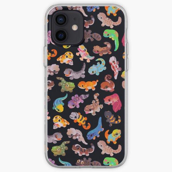 Gecko iPhone Soft Case