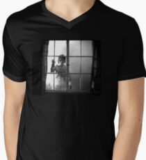 Salems Lot Floaty Window Creepy Kid. Men's V-Neck T-Shirt