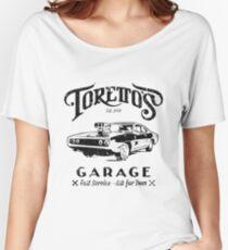 Torettos Garge Dom Women's Relaxed Fit T-Shirt