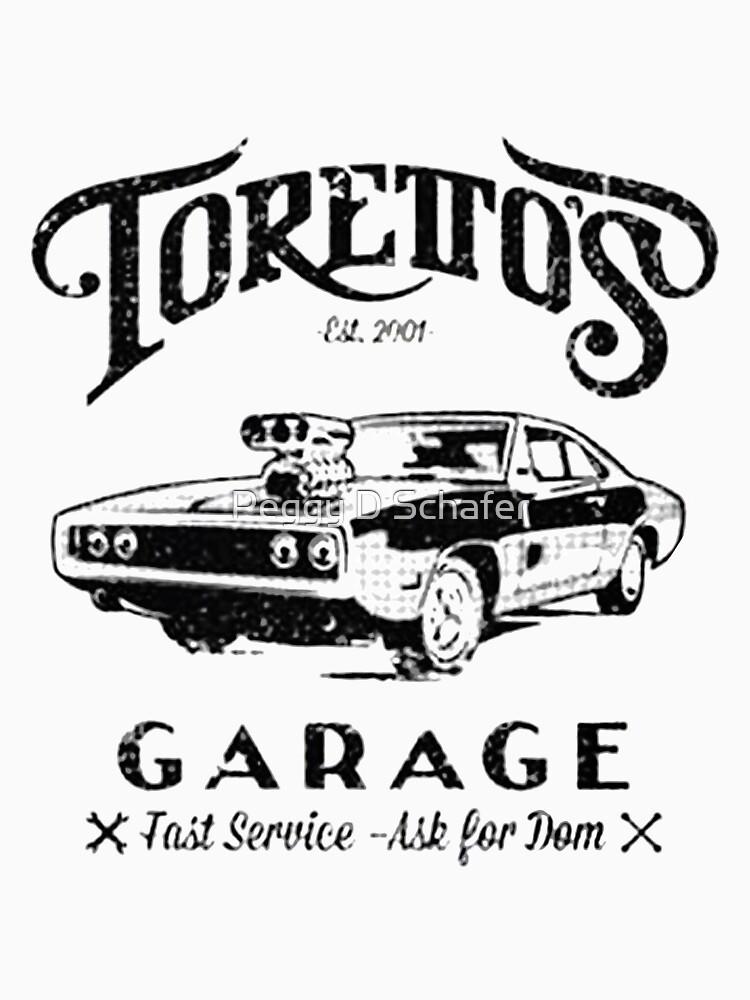 Torettos Garge Dom | Unisex T-Shirt