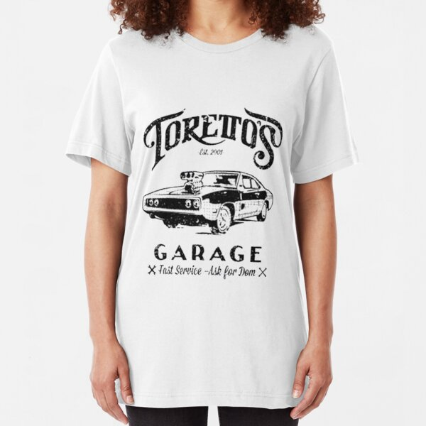 Torettos Garge Dom Slim Fit T-Shirt