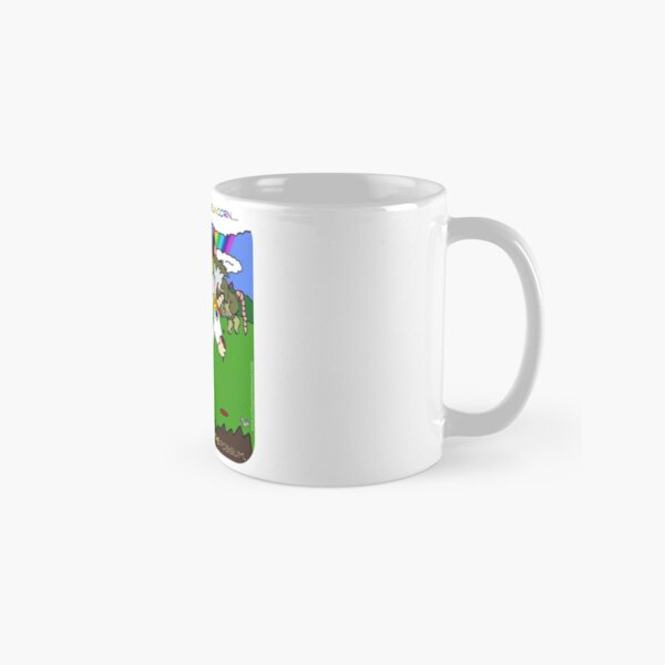Some Days You're The Unicorn... Classic Mug
