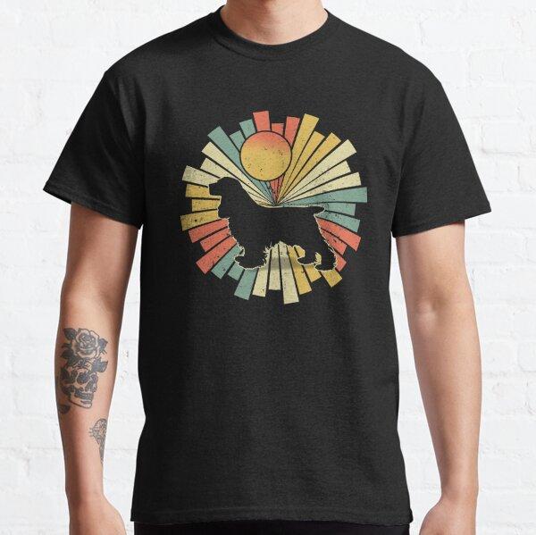 Vintage Cocker Spaniel T Shirt Size XL