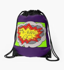 Bang B-B-Bang Go! Drawstring Bag