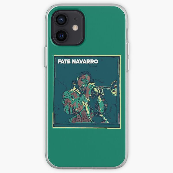 Fats Navarro iPhone Soft Case