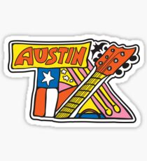 Austin TX Sticker