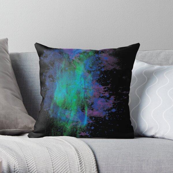 Island Universe Throw Pillow