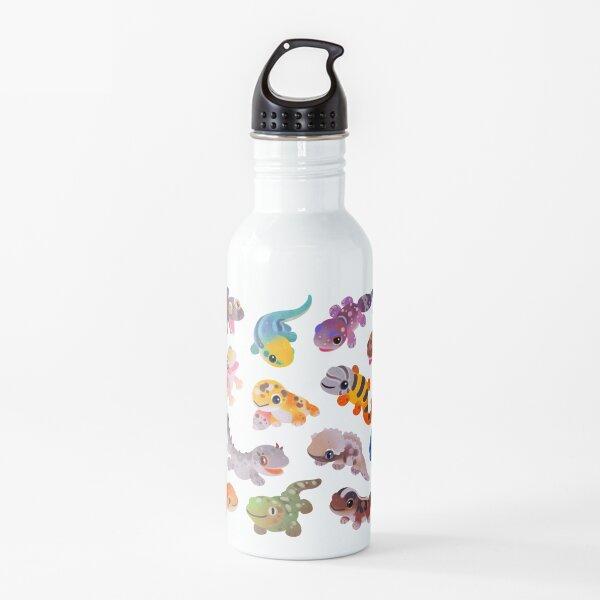Gecko - bright Water Bottle