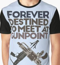 Meet at Gunpoint Graphic T-Shirt