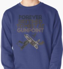 Meet at Gunpoint Pullover