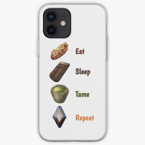 Ark Survival Evolved Routine iPhone Soft Case