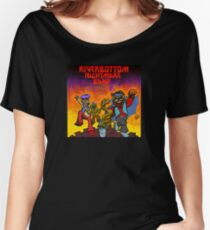 River Bottom Nightmare Band Women's Relaxed Fit T-Shirt