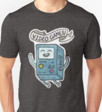 Video Games! T-Shirt