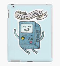 Video Games! iPad Case/Skin