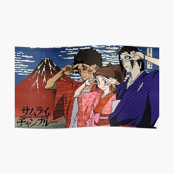 Samurai Champloo Peace Poster