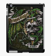 Dragon Slayer Elite Crest iPad Case/Skin