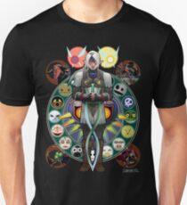Fierce Deity Art Nouveau Link - Majora's Mask T-Shirt