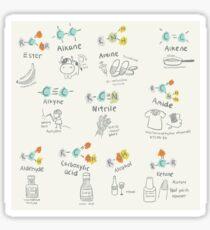Molecules of Life Sticker
